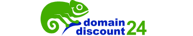 domaindiscount24 Logo